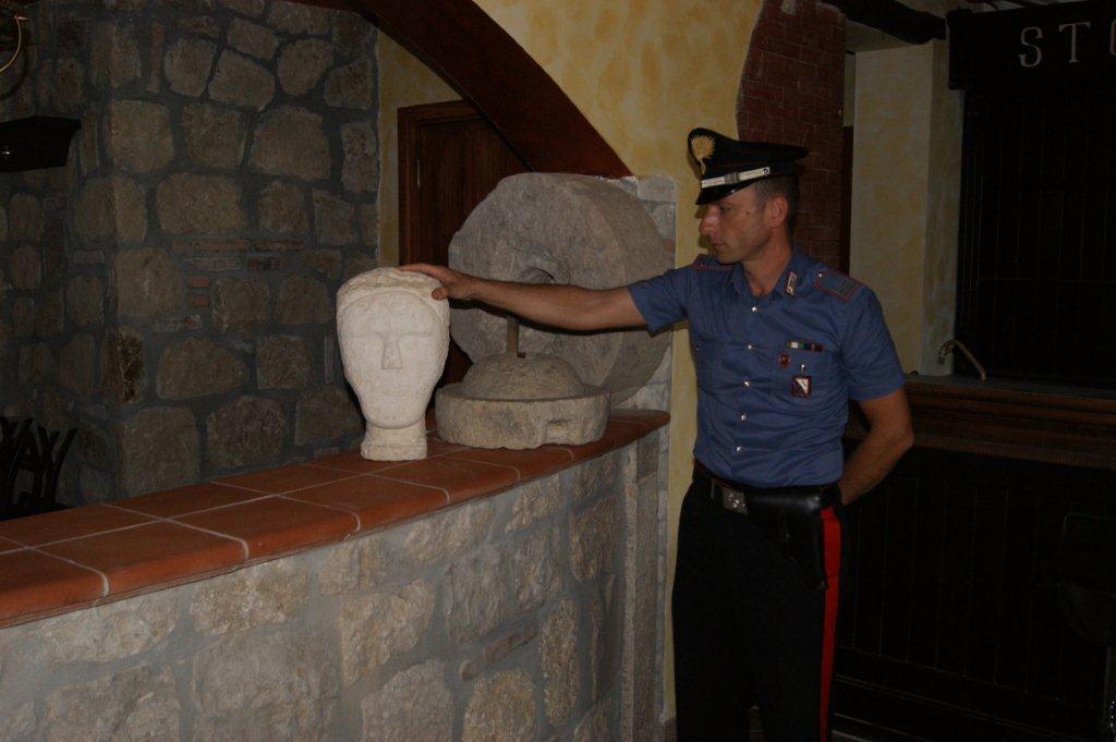 Valle Telesina, Carabinieri denunciano un 50enne per ricettazione