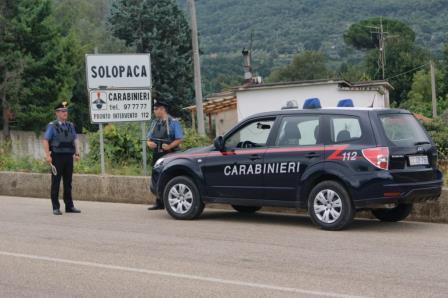 Malmenava i famigliari, 49enne di Solopaca finisce al carcere psichiatrico di Aversa