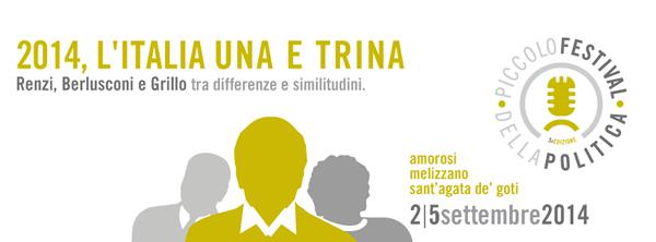 Piccolo Festival della Politica, dibattiti per provare a delineare il futuro degli italiani