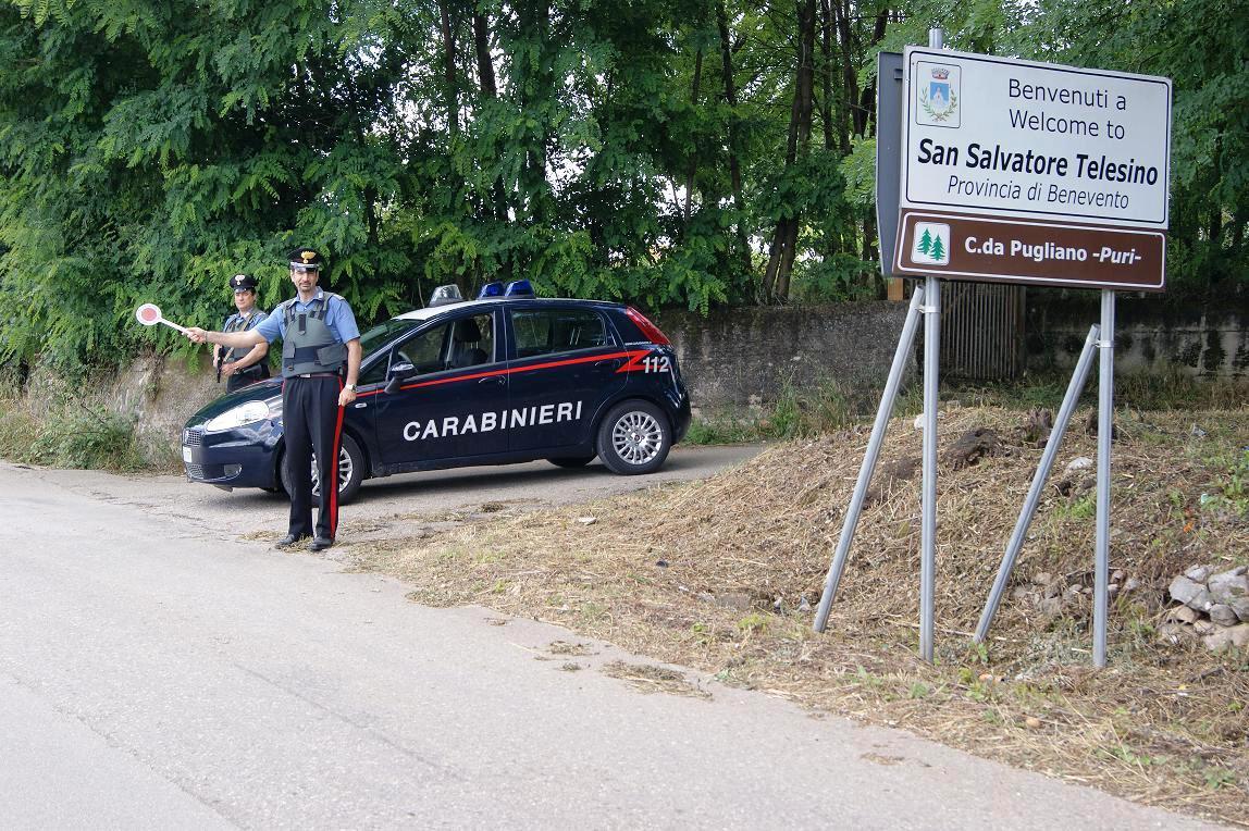 Uomo non osserva gli obblighi di presentazione ai Carabinieri, sottoposto agli arresti domicilari