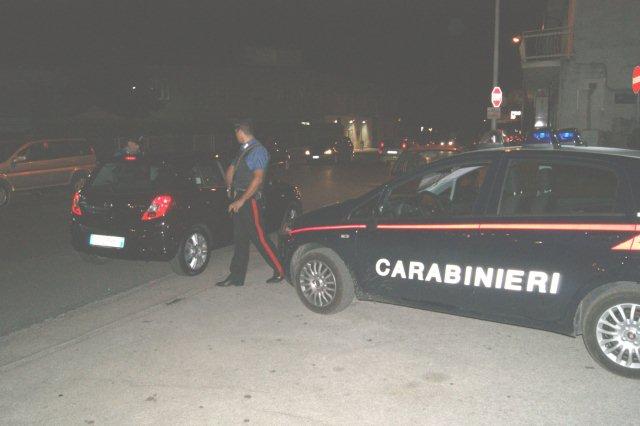 Effettuato nella notte dai Carabinieri uno speciale controllo dell'area caudina