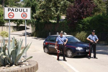 Ritrovata dai Carabinieri un'anziana donna smarritasi dopo essere uscita di casa per una passeggiata
