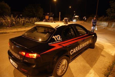 Fermati dai Carabinieri di Benevento quattro rumeni che si aggiravano con fare sospetto nella zona industriale di Ponte Valentino