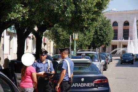 Controlli antiprostituzione a Benevento, fermate sul viale Principe di Napoli due rumene e due nigeriane