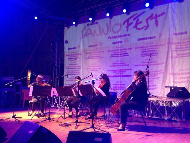 Sannio Fest, oggi seconda serata ricca di musica e sorprese
