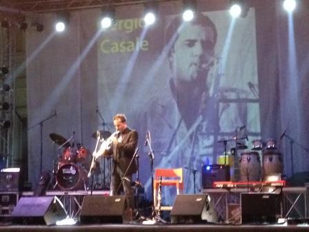 Sannio Fest. Dopo l'intervista di ieri a Vigorito, questa sera don Nicola De Blasio e Lidia Fusaro