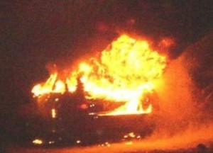 Incendi in valle Caudina, convocato dal Prefetto il Comitato per l'ordine e la sicurezza pubblica