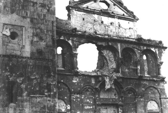 'Deleta Beneventum' manifestazione per non dimenticare i bombardamenti che distrussero Benevento