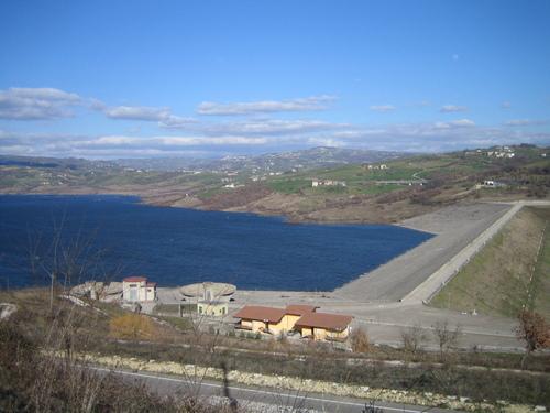 Provincia e 'Asea' promuovono un covegno sull'utilizzo delle acque della diga di Campolattaro
