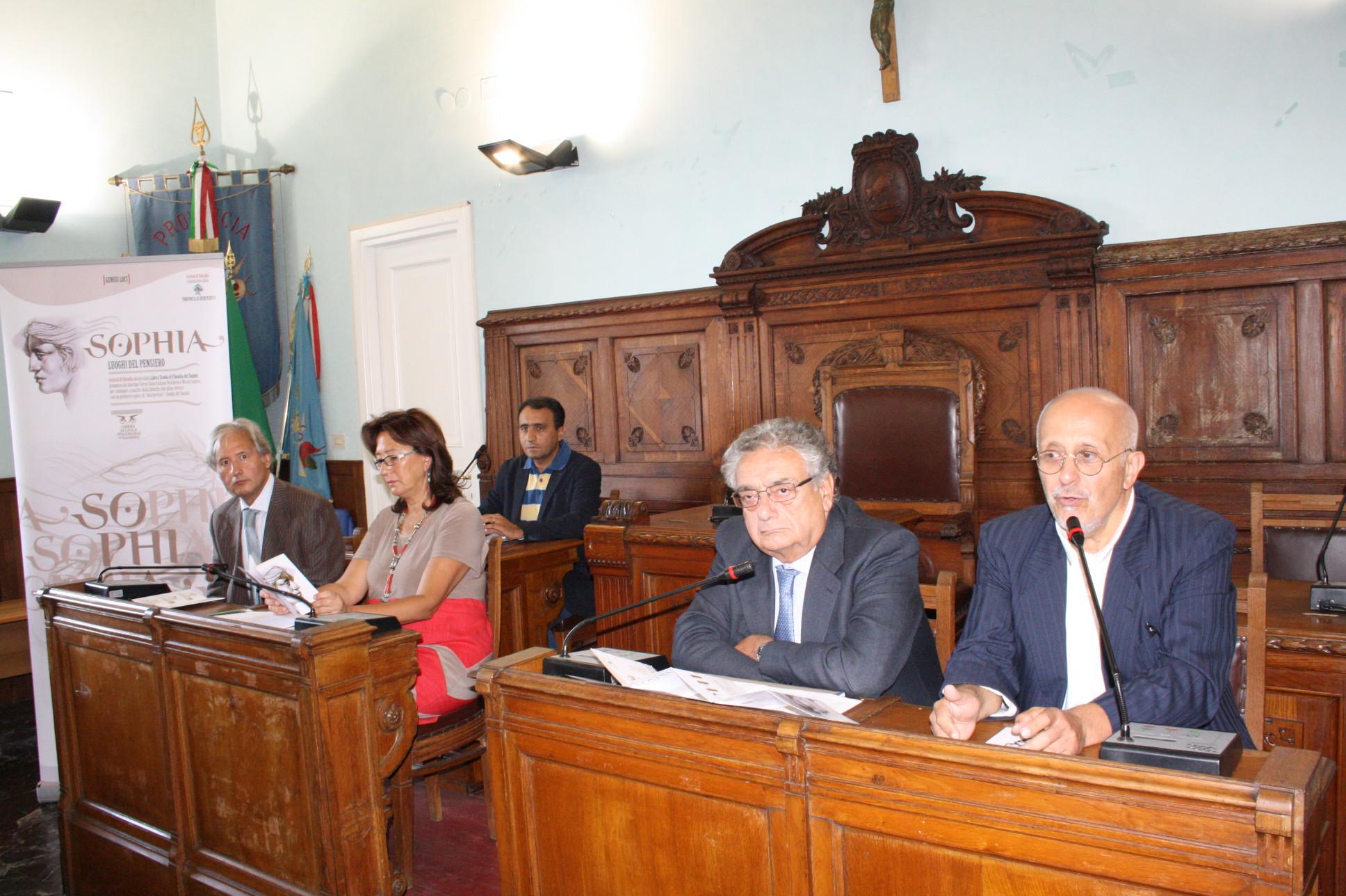 Festival della filosofia, presentato alla Rocca il programma della manifestazione