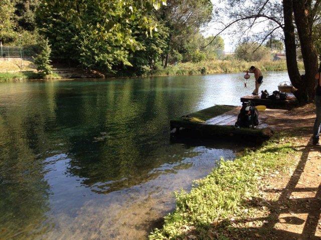 San Salvatore Telesino, nona edizione del 'Clean Up Day' per ripulire sponde e fondali del Parco del Grassano