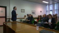Fausto Pepe alla Scuola Superiore della Pubblica Amministrazione