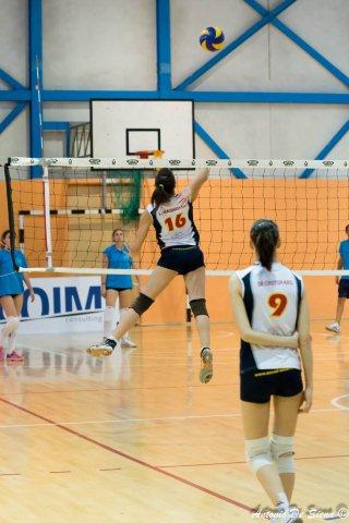 Partecipazione al progetto 'Sportogether' e amichevole con l'Isernia nel week end di Accademia Volley.