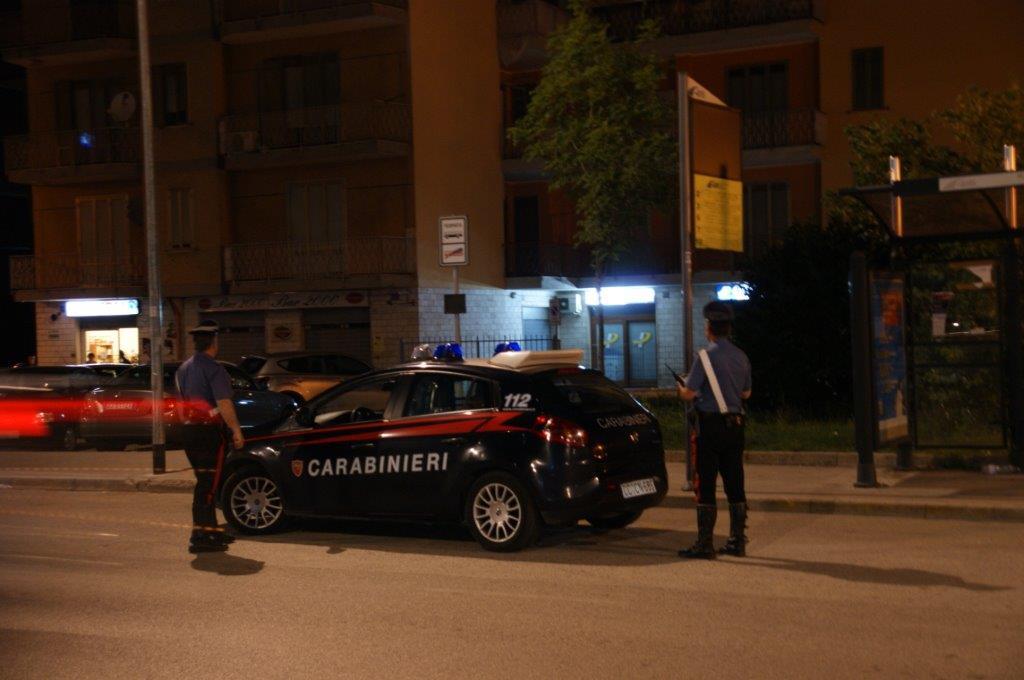 Benevento, giovane arrestato per ripetuta violazione dei domiciliari