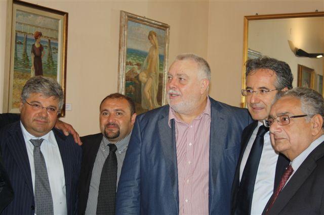 """Proclamato il nuovo assetto provinciale. Ricci: """"Il nuovo Consiglio sarà un corpus unitario"""""""