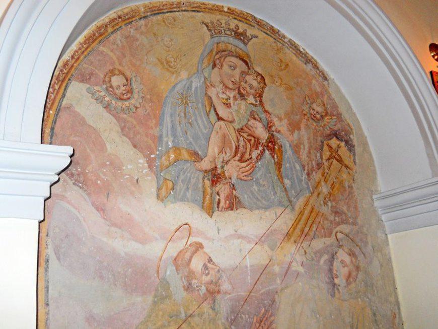 La chiesa dei Santi Apostoli Pietro e Paolo a Cucciano inserita tra 'I Luoghi del Cuore' del Fai