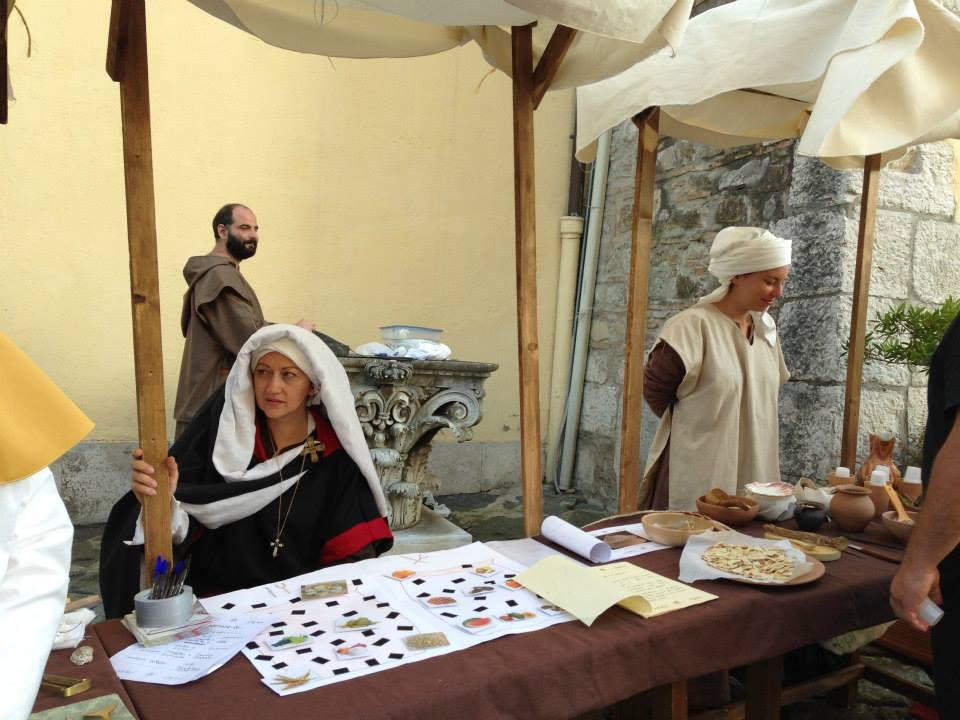 L'Associazione 'Benevento Longobarda' al raduno nazionale di Melfi