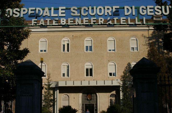 Al Fatebenefratelli di Benevento l'annuale festa dell'A.F.Ma.L.