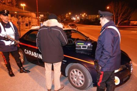 Benevento, denunciato 52enne sorpreso a guidare in stato di ebbrezza