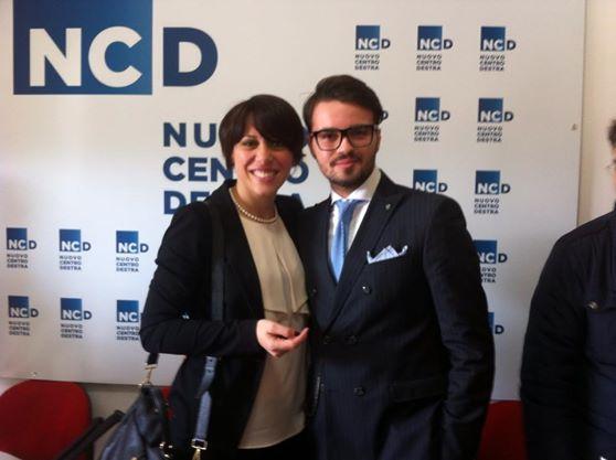 Ncd, De Sisto e Truocchio nuovi coordinatori provinciali