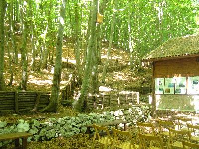 Incontro tra natura ed enogastronomia all'Oasi Wwf di Pannarano