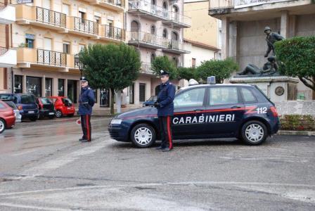 Prevenzione furti, fermati a San Giorgio due fratelli rumeni