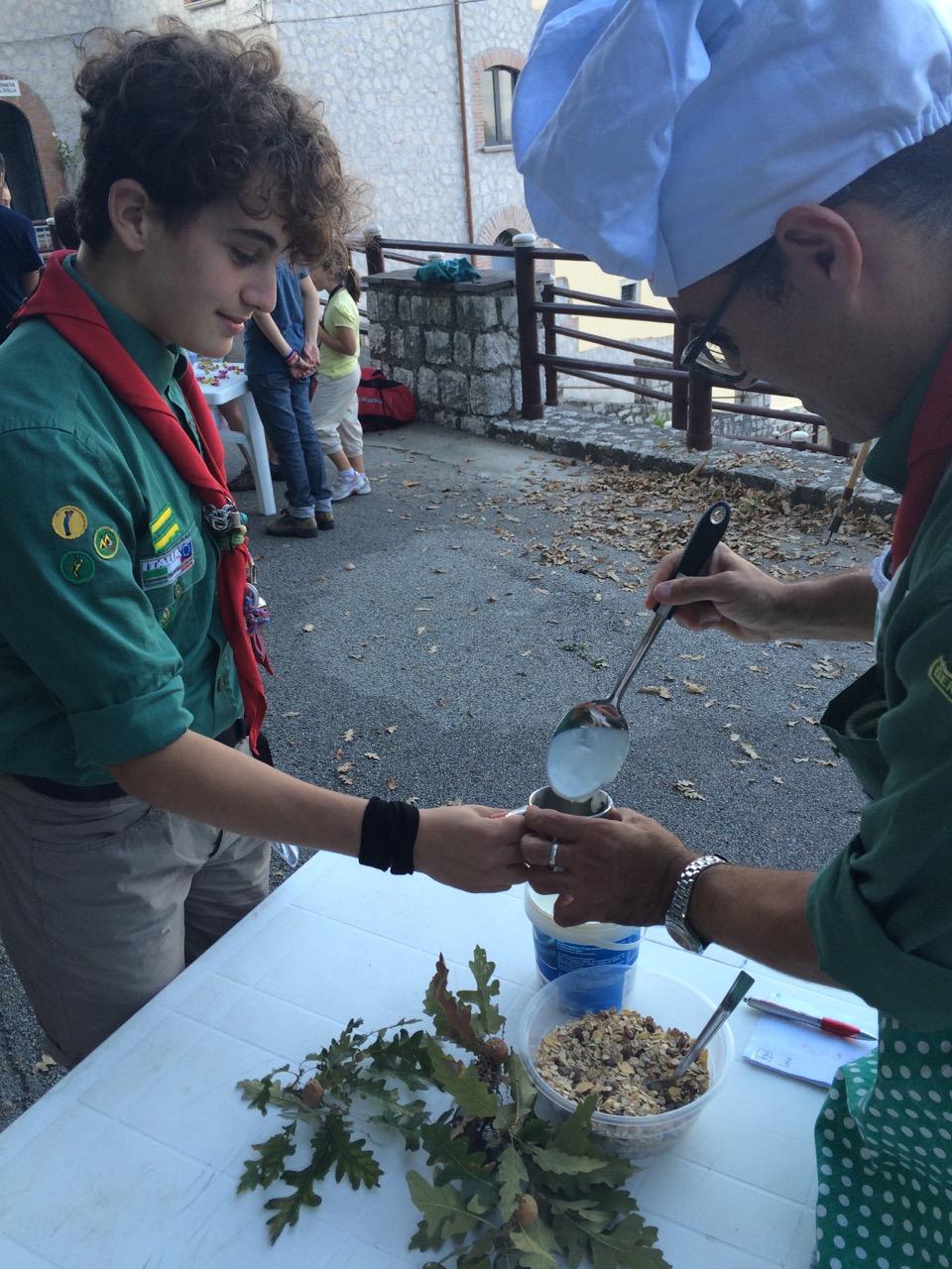 Al via oggi il nuovo anno scout incentrato sull'educazione alimentare