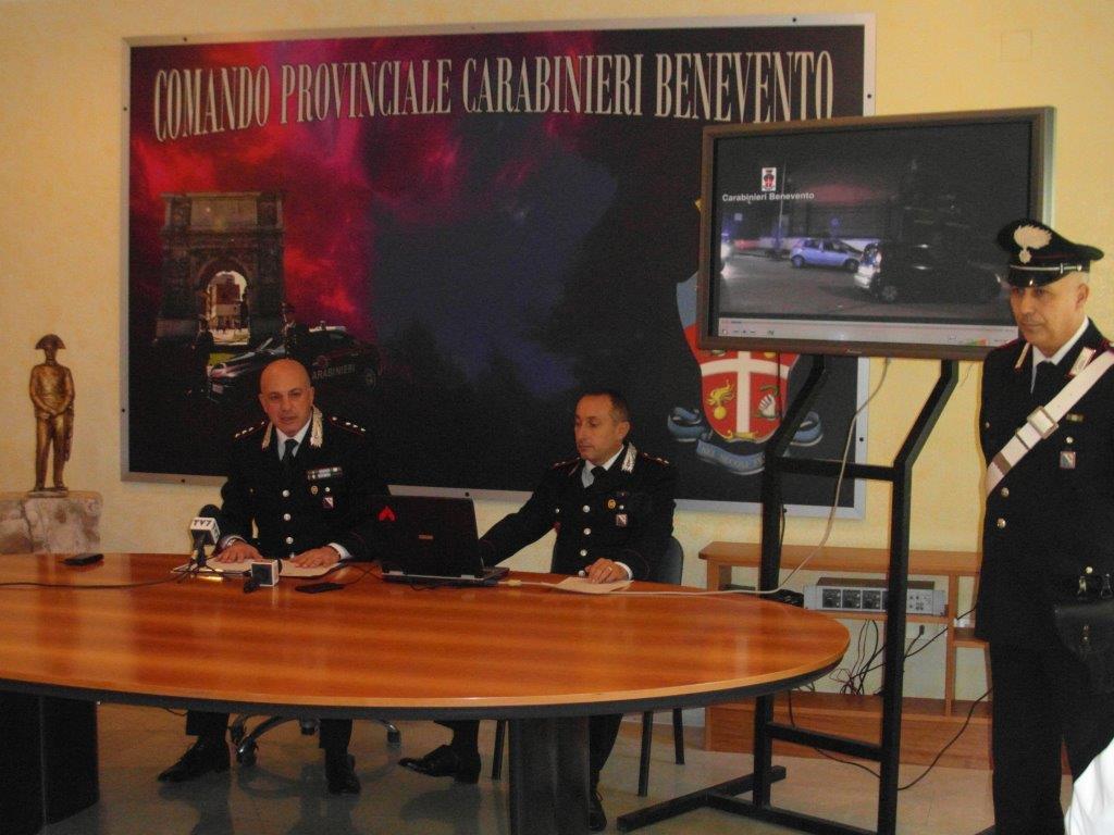 Operazione 'Ascolto', arrestati dai Carabinieri quattro uomini per detenzione e spaccio di stupefacenti