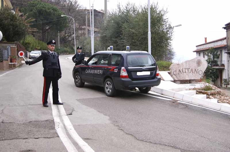 Ritrovato dai Carabinieri uomo che si era perso sul Monte Taburno