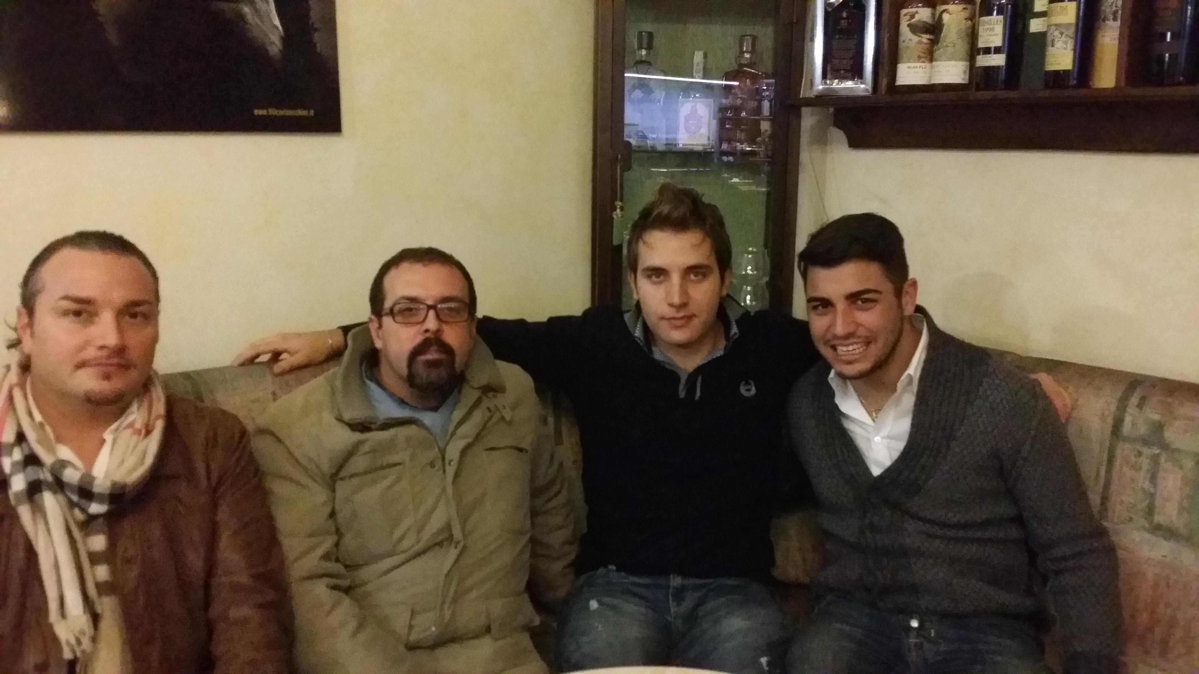 Gianni Norelli nominato coordinatore dei giovani Ncd di Frasso Telesino
