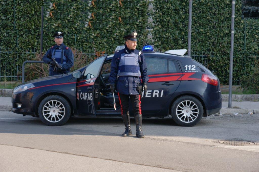 Evade dai domiciliari, arrestato dai Carabinieri un ventiquattrenne