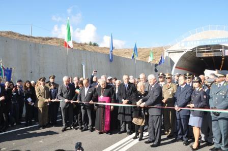 """Inaugurazione Fortorina, Ricci: """"Dobbiamo continuare ad operare per aiutare queste popolazioni ad uscire dall'isolamento"""""""