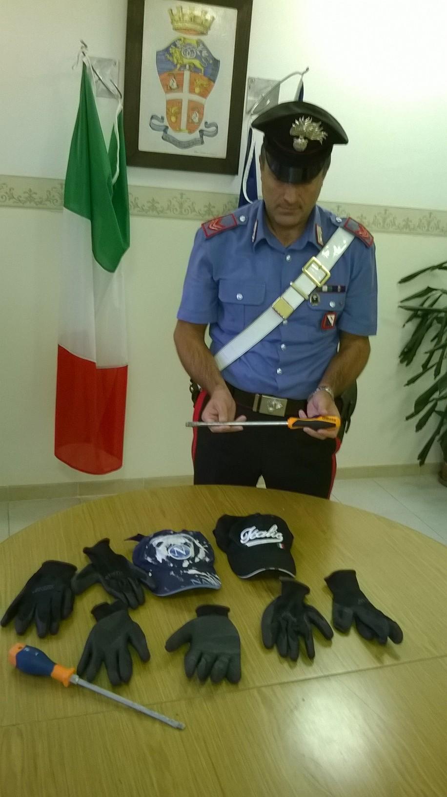 Arrestati i due malviventi che lo scorso ottobre tentarono un furto nel comune di Amorosi