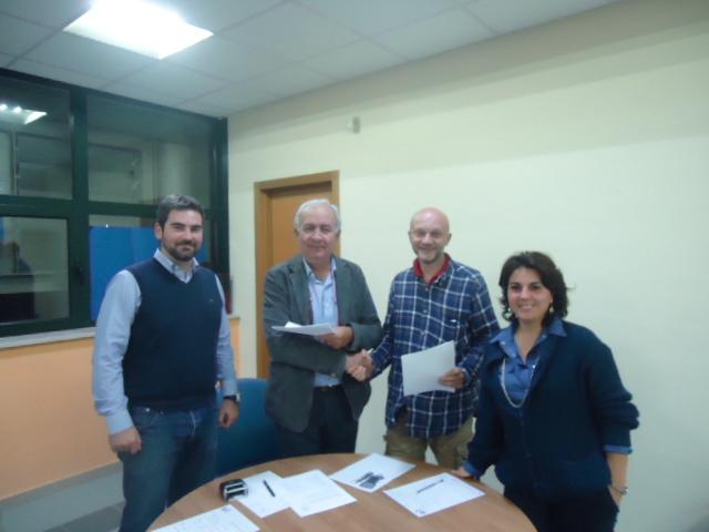Sottoscritta la convenzione fra Futuridea e Cnr Issia per il monitoraggio delle acque