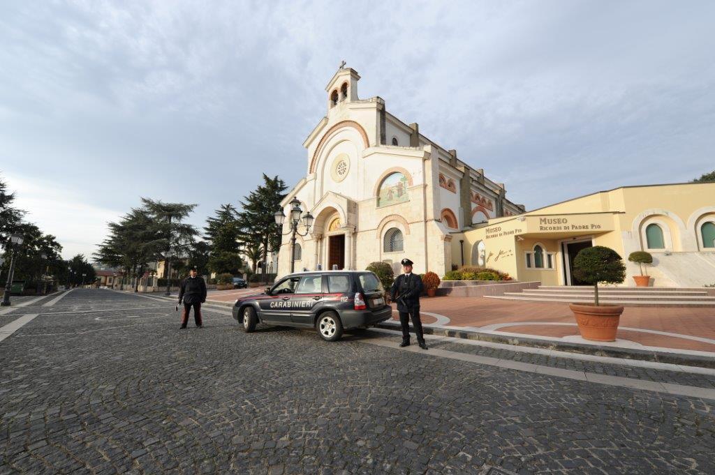Denunciato dai Carabinieri un nullafacente di Pietrelcina per possesso di hashish