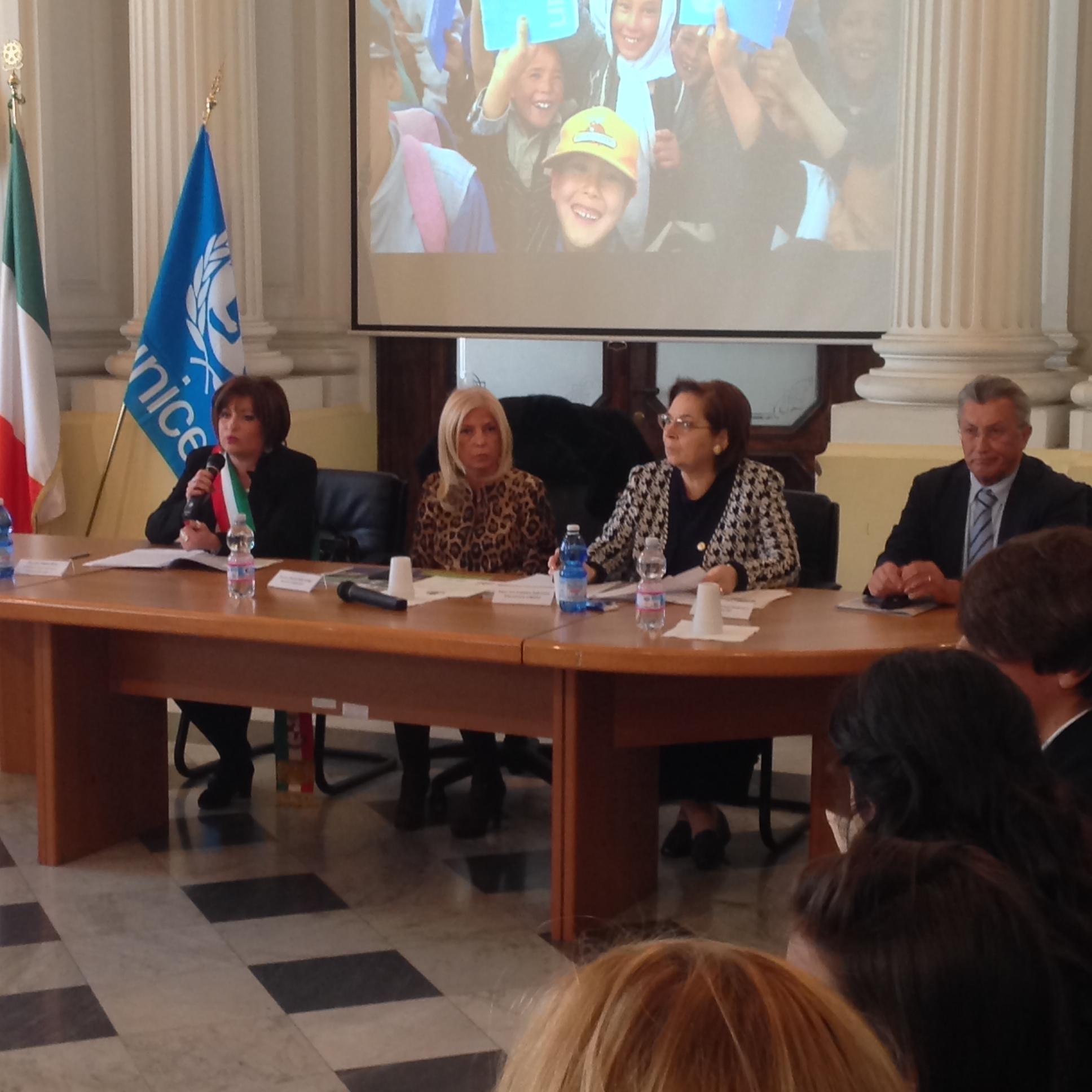 Celebrata in Prefettura la 'Giornata Universale dei Diritti dell'Infanzia e dell'Adolescenza'
