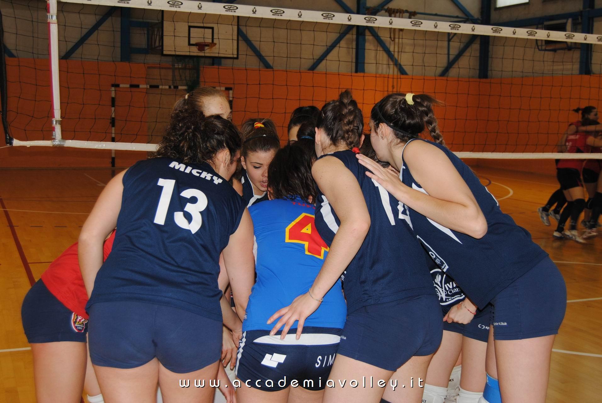 Volley Santa Maria di Costantinopoli corsara a Portici, seconda vittoria stagionale