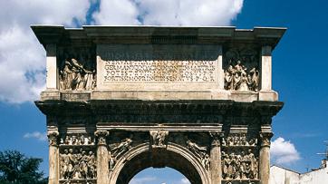 Convegno di studi sull'Arco di Traiano all'Unifortunato