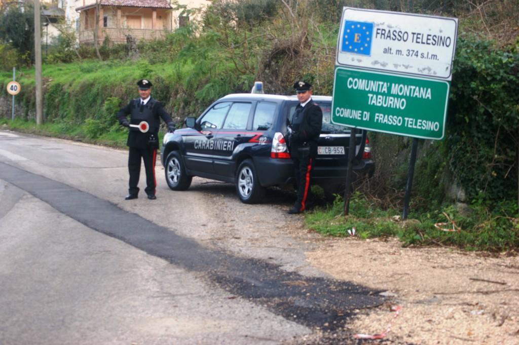 I Carabinieri di Frasso Telesino denunciano coniugi per contraffazione di documenti