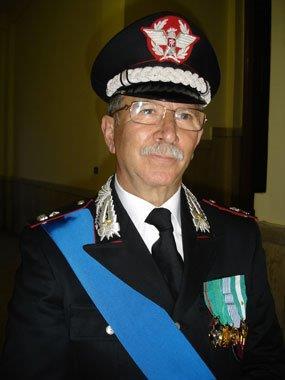 Il generale Perrone nuovo coordinatore provinciale dell'A.N.C. di Benevento