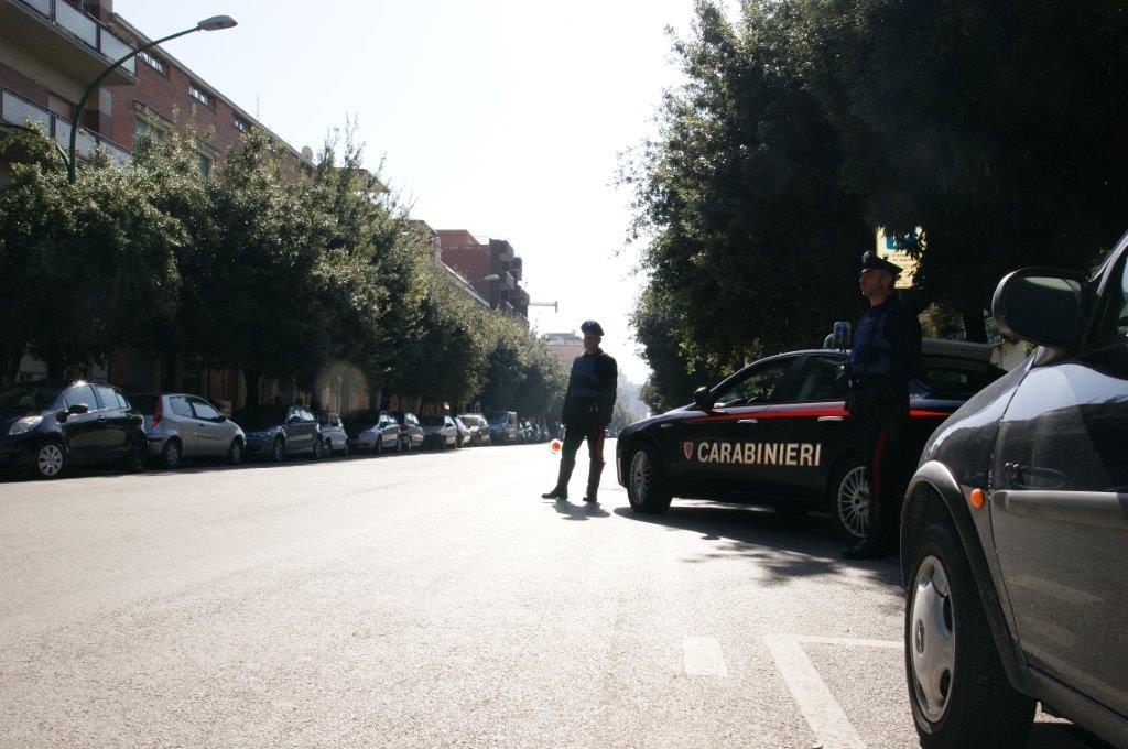 Arrestato dai Carabinieri un pregiudicato per detenzione e spaccio di stupefacenti