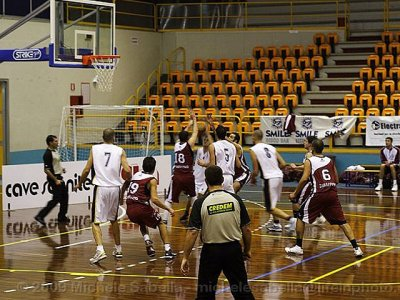 Magic Team vince al Pala Concilio contro il Cilento Basket