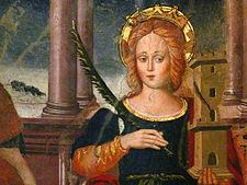 Oggi festeggiamenti in onore di santa Barbara, Patrona dei Vigili del Fuoco