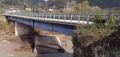 Ieri è stato approvato il progetto preliminare per il ripristino del ponte sul fiume Ufita, ad Apice