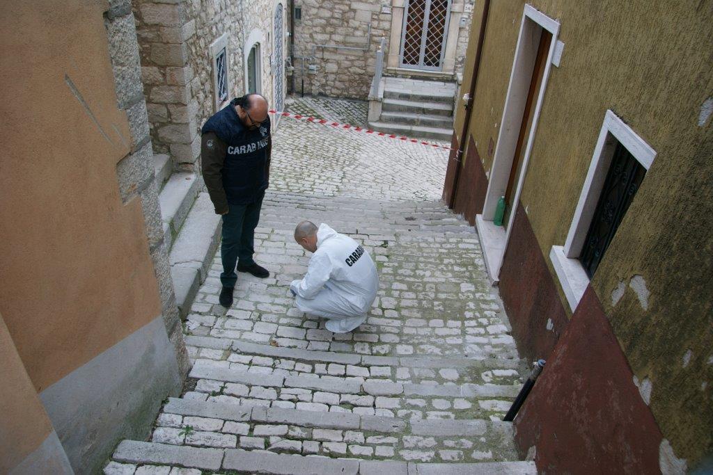 Arrestato l'assassino dell'assicuratrice ritrovata morta a Morcone