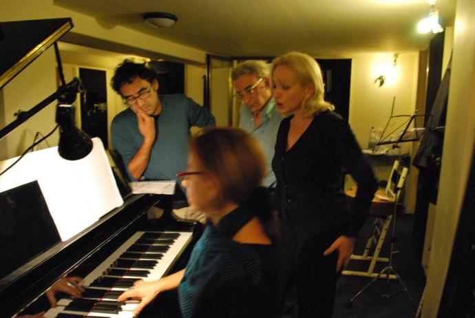 Cresce l'attesa per la peresentazione di questa sera dell'ultimo album della jazzista Nicoletta Castracane