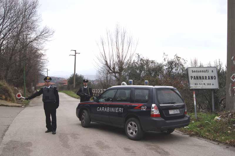 I Carabinieri salvano un giovane di Pannarano che voleva impiccarsi nel garage