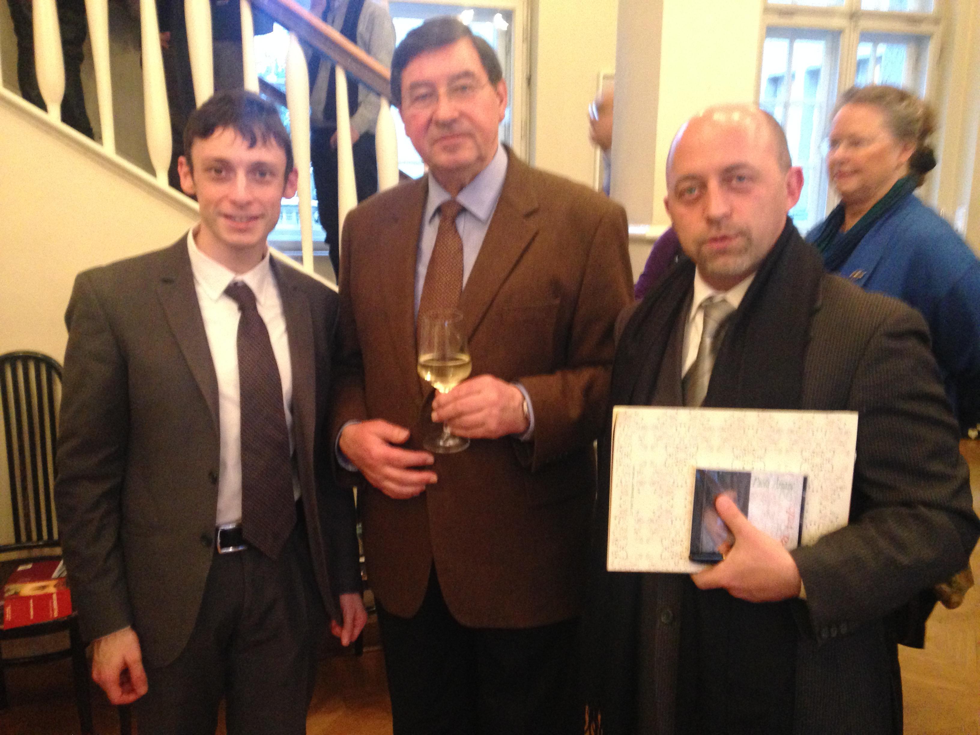 L'AMI di Benevento ha partecipato al meeting delle associazioni mozartiane nel mondo
