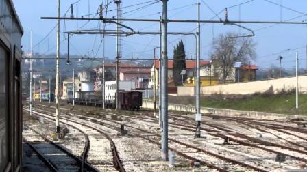 """Ricci: """"Ripristinare la ferrovia Benevento-Campobasso ed utilizzarla con finalità turistiche"""""""