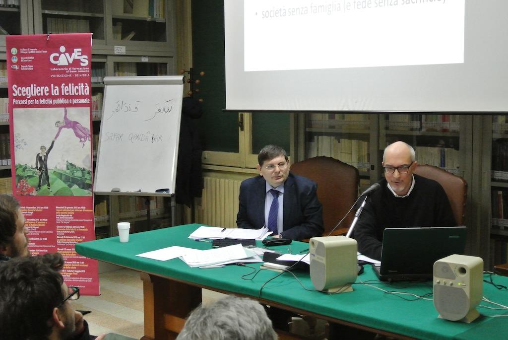 """Padre Occhetta a Cives: """"Se siamo autentici possiamo costruire politiche autentiche"""""""